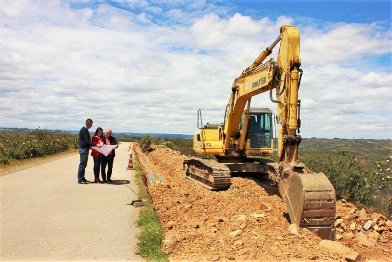 Wasserknappheit beschleunigt an der Ost-Algarve Anschluss von Dörfern ans Wasserversorgung