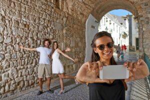 Algarve News zu WLAN in Faros historischer Altstadt