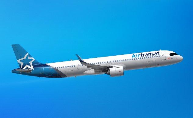 Flugverbindungen von Faro nach Toronto mit Air Transat Airbus A321neoLR