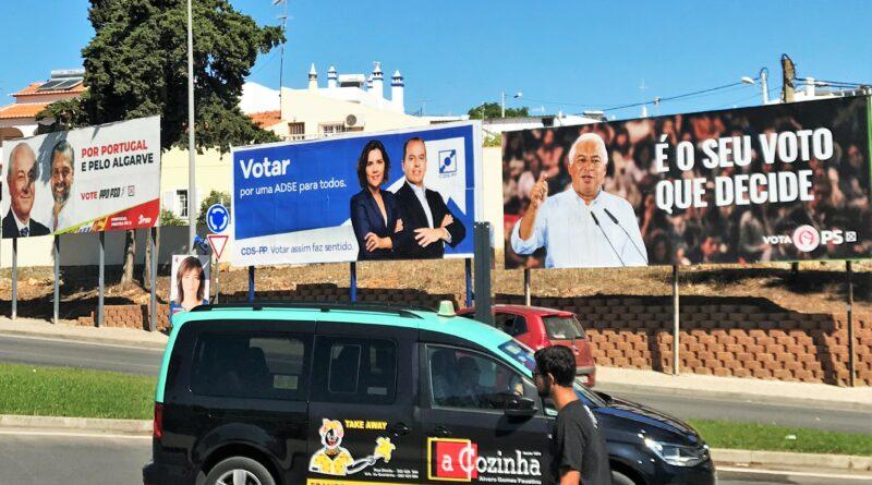 Portugal-Wahl an der Algarve mit Sieg der Sozialisten