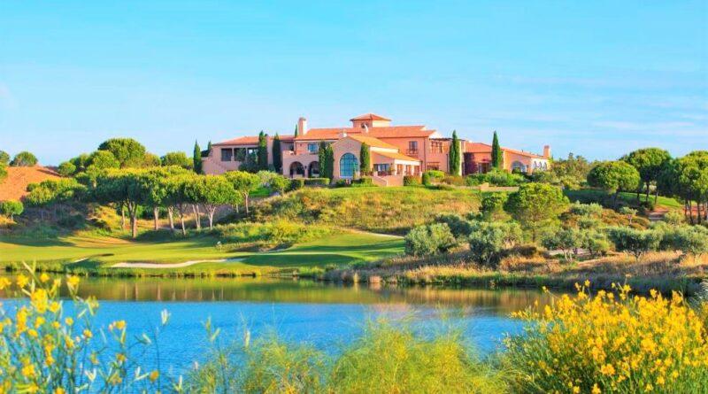Top-Destination für Golfer an der Algarve ist auch der Platz Monte Rei im Osten der Algarve