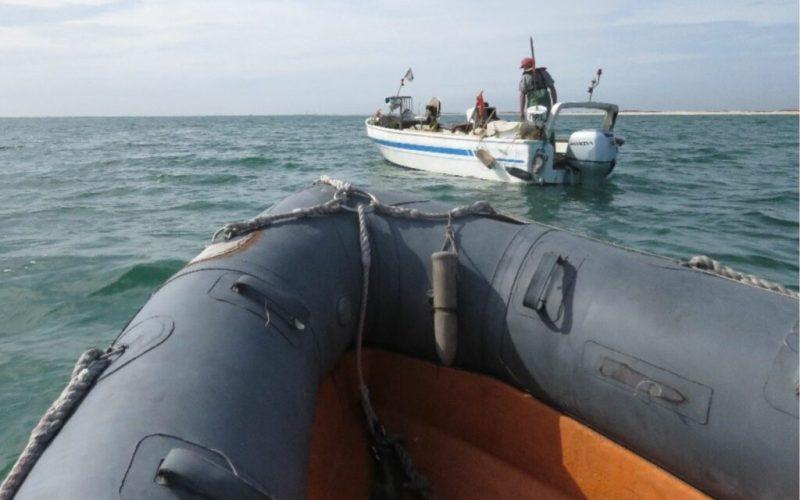 Algarve News zu Marine-Übung Culatra vor Olhao