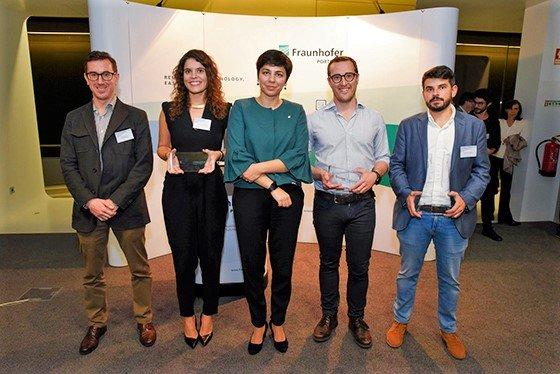 Algarve News zu Fraunhofer Challenge 2019 mit Auszeichnungen
