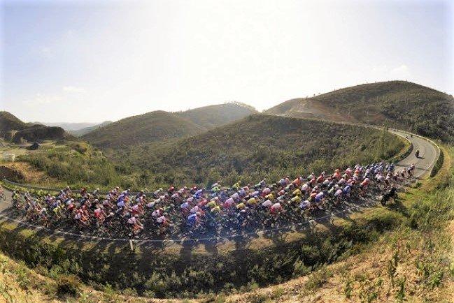 Algarve News zu Radrennen Volta ao Algarve 2020