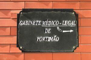Julia Weinerts Leiche wurde in der Gerichtsmedizin von Portimao untersucht