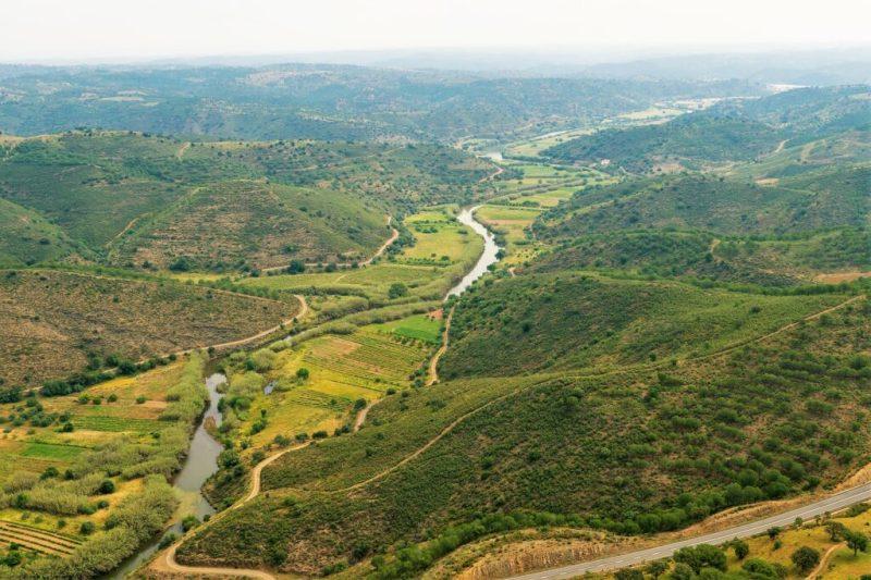 Covid-19 Maßnahmen in Castro Marim an der Algarve