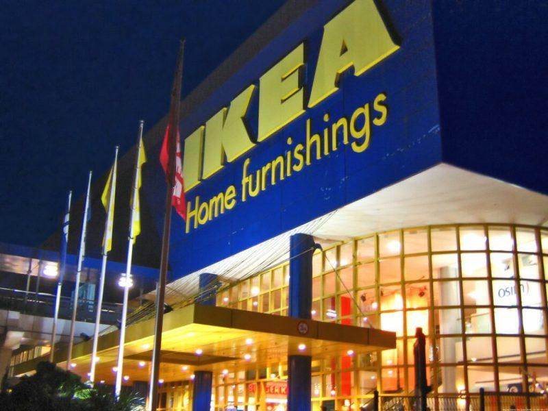 Covid-19 IKEA und andere Läden schließen in Portugal
