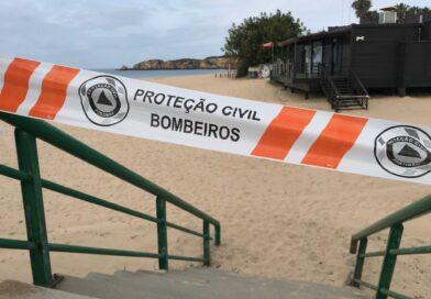 Covid-19: Algarve sperrt immer mehr Strände