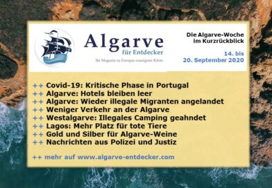 Algarve News: 14. bis 20. September 2020