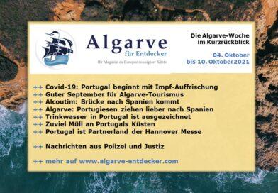 Algarve News: 4. bis 10. Oktober 2021